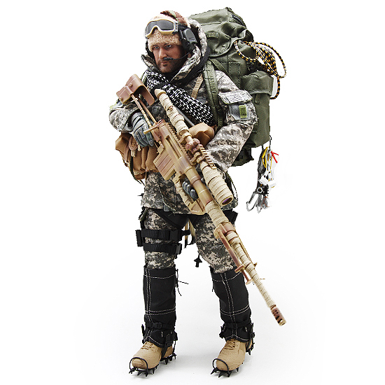 NAVY SEAL MOUNTAIN OPS SNIPER (ACU VERSION)